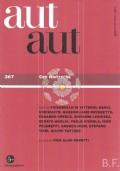Aut - Aut. N° 367/2015 - Con Nietzsche