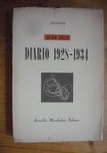 Diario 1928-1934