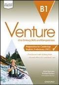 VENTURE 21st - CENTURY SKILLS AND COMPETENCES B1