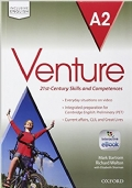 VENTURE 21st - CENTURY SKILLS AND COMPETENCES A2
