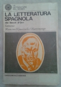 La letteratura spagnola dei Secoli d'Oro