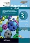 Nuova matematica a colori. Ediz. azzurra. Per le Scuole superiori. Con CD-ROM. Con espansione online vol.3  Nuova matematica a colori. Ediz. azzurra. Per le Scuole superiori. SENZA CD-ROM