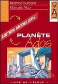 Planete ados. Vol. 1+2+es. Livre de l'élève 1 + livre de l'élève 2 + Cahier d'Exercises (Edition modulaire)