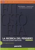 LA RICERCA DEL PENSIERO - DALLE ORIGINI AD ARISTOTELE/ DALL'ELLENISMO ALLA SCOLASTICA