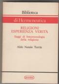 RELIGIONI ESPERIENZA VERITA'