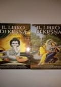 IL LIBRO DI KRSNA (due volumi)