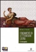 Fondamenti di Letteratura latina 2.L'età augustea