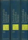 Enciclopedia Scientifica Tecnica (3 volumi)