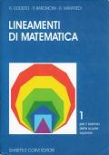 Lineamenti di matematica - 1 Per il biennio delle Scuole superiori