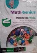 Math Genius matematica facile 2