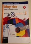Muy rico. Libro del alumno-Cuaderno de ejercicios. Con espansione online. Vol. 3  CD AUDIO ASSENTE