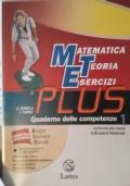 MTE PLUS 1 - MATEMATICA, TEORIA ESERCIZI