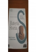 MATERIA STORIA - 1