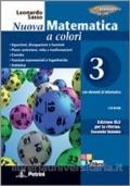 Nuova matematica a colori. Ediz. blu. vol.3