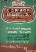 Dizionario Italiano Tedesco