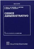 Codice di diritto aministrativo