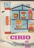 CIRIO AGENDA PER LA CASA 1962