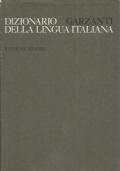 DIZIONARIO GARZANTI DELLA LINGUA ITALIANA. Edizione minore con Dizionario Etimologico Essenziale