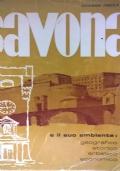 SAVONA e il suo ambiente: geografico storico artistico economico