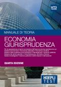 Manuale di Teoria esame d'ammissione Economia e Giurisprudenza