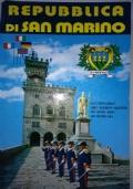 REPUBBLICA DI SAN MARINO guida souvenir