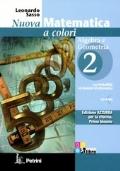 Nuova Matematica a Colori - Edizione AZZURRA. Algebra e Geometria 2 + CD-Rom + Quaderno di Recupero.