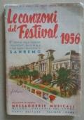 LE CANZONI DEL FESTIVAL 1956
