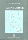 PAGINE CHIUSE