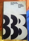 Catalogo della XXXIII Esposizione Biennale Internazionale d'Arte Venezia