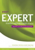 Expert first student's resource book. Without key. Con espansione online