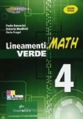Lineamenti.MATH Verde 4