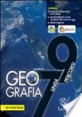 Geografia. 7 unità 9 percorsi. Volume unico. Con atlante. Per la Scuola media
