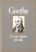 Le cento pagine più belle di Goethe