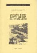 Zuanne Rossi detto Droga da Carpenedo