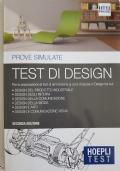 TEST DI DESIGN. PROVE SIMULATE