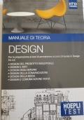 MANUALE DI TEORIA. DESIGN