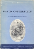 David Copperfield. Traduzione di Cesare Pavese; riduzione e commento di G. A. Pellegrinetti. - DICKENS, Carlo.