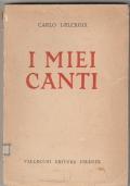 I MIEI CANTI