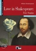 LOVE IN SHAKESPEARE FIVE STORIES CON ESPANSIONE ONLINE