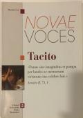 Novae Voces - Tacito
