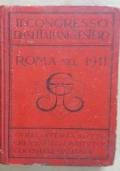 ROMA NEL 1911 guida ufficiale della città e dintorni con accenni all'esposizione