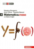 matematica.rosso 4 (con maths in English)