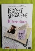 LEGGERE SENZA FINE, B Poesia e Teatro