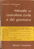 Manuale Del Costruttore Civile E Del Geometra