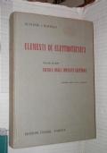 Elementi di elettrotecnica - Tecnica degli impianti elettrici