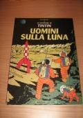UOMINI SULLA LUNA - Le Avventure di TINTIN / Hergé  Gandus Editore!