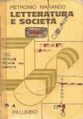 Letteratura E società I