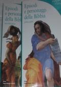 Episodi e personaggi della Bibbia. 2 volumi : prima parte La Genesi e i Patriarchi, seconda parte Mosè e la storia di Israele.