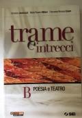 Trame e intrecci B - Poesia e teatro