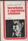 Terrorismo e coscienza cristiana